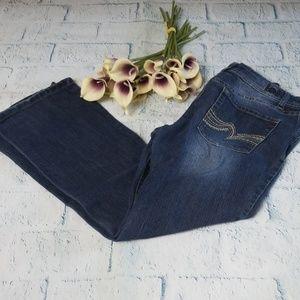 Juniors LEI Bridget Boot Cut Jeans